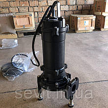 Каналізаційний насос Swiss Pump Company AG (Швейцарія) серії 32GPK-5.15 з ріжучим механізмом