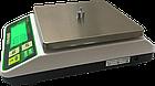 Торгові ваги фасувальні(порційні), 10 кг Днепровес ВТД-Т3ЖК, фото 2