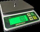 Торгові ваги фасувальні(порційні), 10 кг Днепровес ВТД-Т3ЖК, фото 3