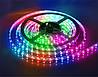 Светодиодная лента RGB 5050 +БЛОК ПИТАНИЯ. LED лента 5050 RGB комплект 5 м, фото 2