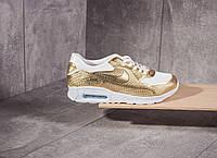 Кроссовки золотые Nike Air Max 90 Gold, фото 1