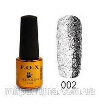 Гель лак FOX Brilliance № 002