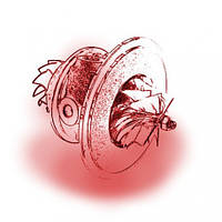 070-110-273 Картридж турбины Navistar, 751363-0001, 751363-0002, 751361-0001, 751361-0006, 751361-0007