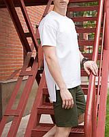 Мужская футболка ТУР - Hitman White, фото 1