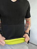 Футболка для похудения и фитнеса с эффектом сауны Hot Shapers Neotex