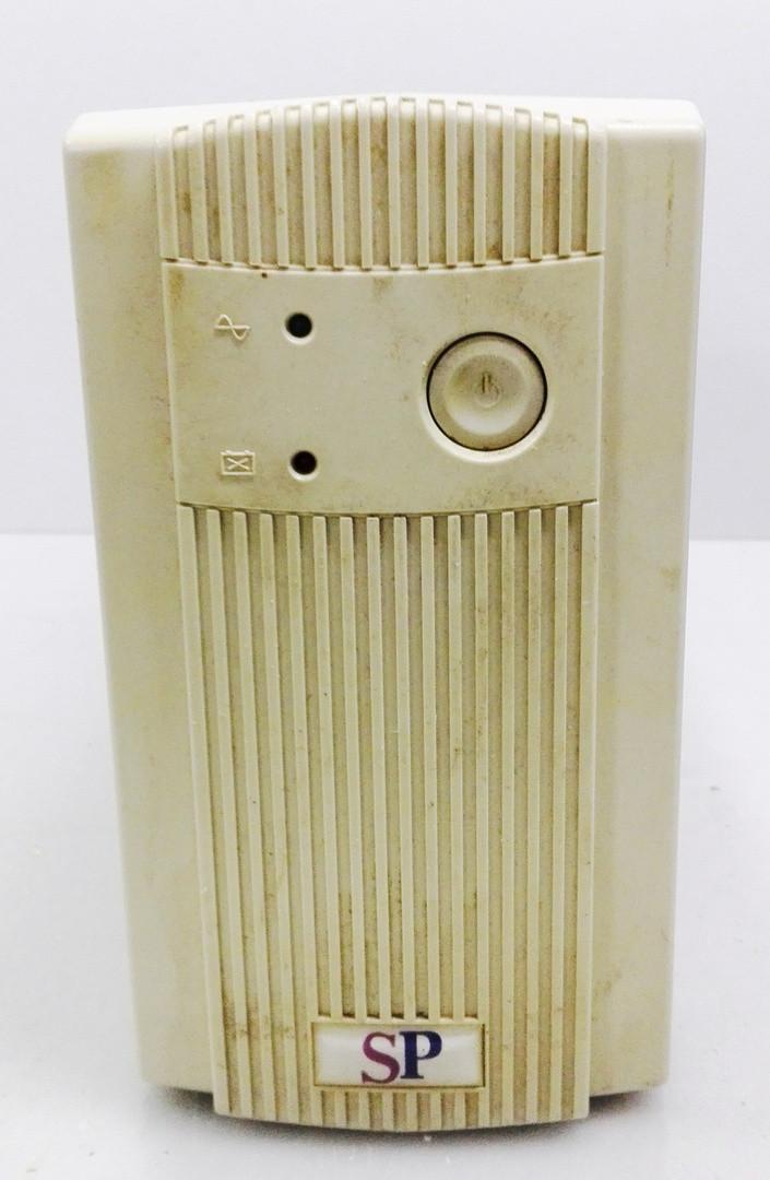 Источник бесперебойного питания Sp T800 800Вт УПС на запчасти без батарей