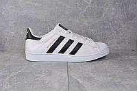 Кроссовки белые Adidas Superstar White! Топ 2019!, фото 1