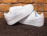 Кроссовки Nike Air Force White! Топ 2019! Аир форс, фото 1