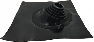 Мастер флеш угловой черный 76-203 мм (проход крыши), фото 2