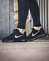 Кроссовки черные Nike Air Max 2017 Black! Топ 2019! Мода и стиль!