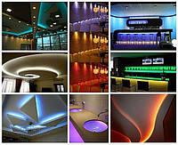 Светодиодная подсветка в доме