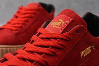 Топ продаж 2019! Кроссовки Puma Creeper Пума Красные!