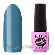 Гель лак FOX Mashe Create 909 pigment