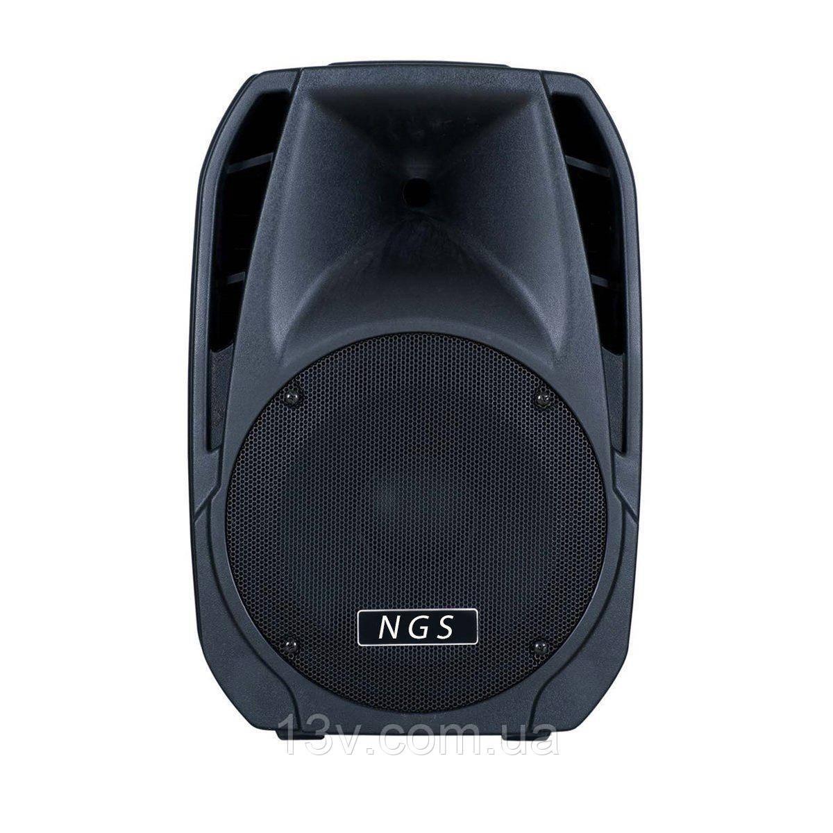 """Активна акустична система NGS PMQ12AFQ 12"""", 250Вт-350Вт"""