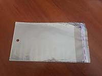Пакеты полипропиленовые с отверствием и клеевым клапаном, фото 1