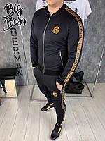 Стильный мужской спортивный костюм FENDI.
