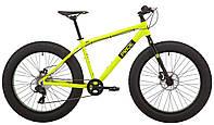 """Велосипед 26"""" Pride DONUT 6.1 рама - L желтый 2019 (SKD-22-66)"""