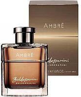 Мужская парфюмированная вода Baldessarini Ambré for men - 90 мл , фото 1