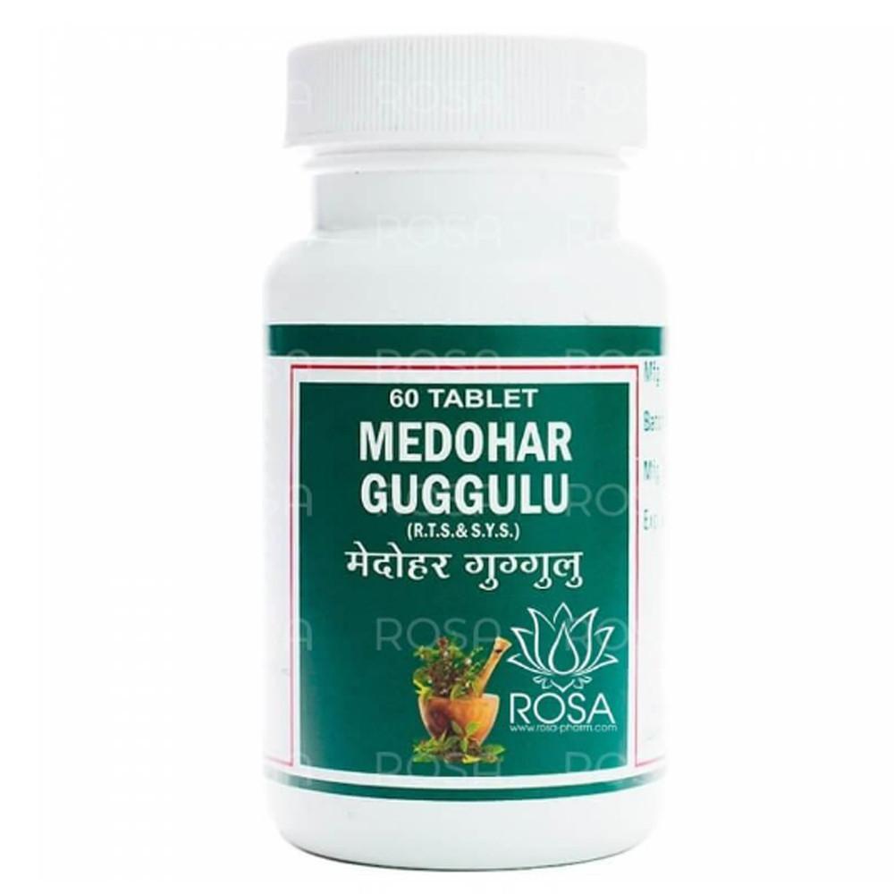 Медохар Гуггул (Punarvasu), 60 таблеток
