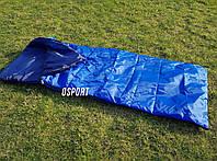 Спальный мешок (спальник туристический) одеяло OSPORT Лето Medium (FI-0046)