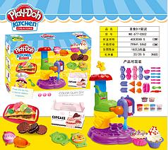 """Игровой набор Play-Doh """"Кухня"""" 677-C502"""