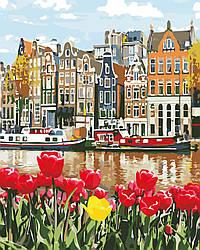 Картина по номерам Нидерланды (AS0665) 40 х 50 см ArtStory