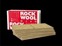 100мм Мінвата фасадна Rockwool Frontrock Max E 100мм вата фасад утеплення ціна за лист