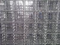 Сетка сложнорифленая (канилированная) 60*60 мм, оцинкованная