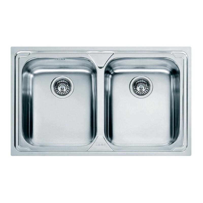 Кухонная мойка Franke Logica line LLX 620-79 декор