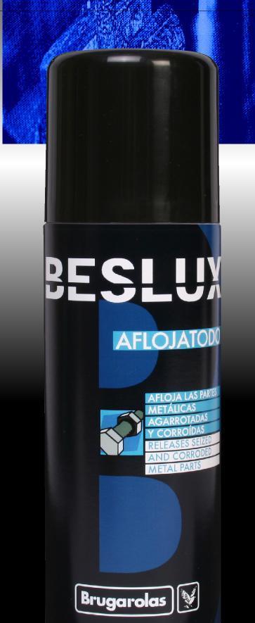 BESLUX AFLOJATODO (аерозоль 520 мл) противозадирная рідина
