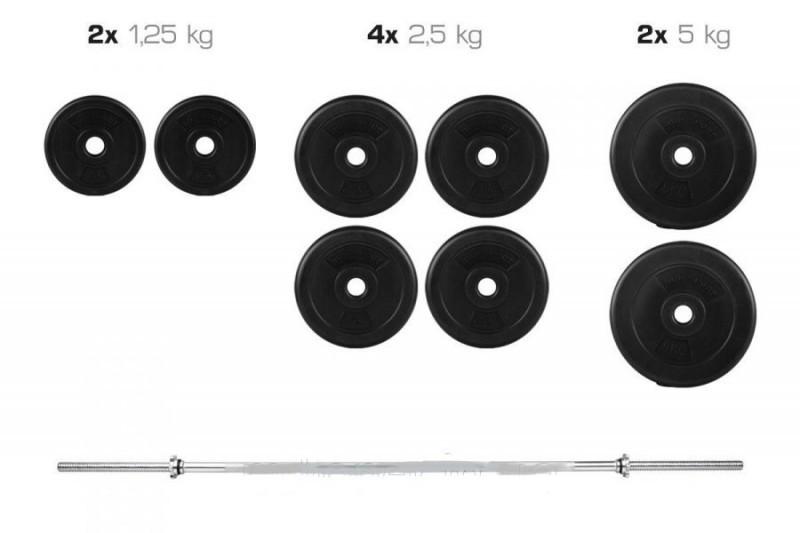 Штанга разборная ORIGINAL-SPORT 30 кг