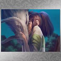 Плакат Аниме Spirited Away 25