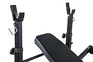 Скамья PRO+Trex 1020 тяга , скотта набор штанга 98 кг, фото 5