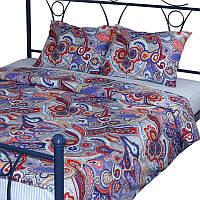 Полуторный постельный комплект (пододеяльник, 2 наволочки, простынь, бязь) ТМ Руно 1.116_Шахерезада, фото 1