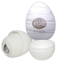 Японский мастурбатор яйцо Tenga Egg + смазка, фото 3