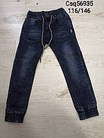 Джинсовые брюки для мальчиков Seagull  в остатке 122 рр, фото 1
