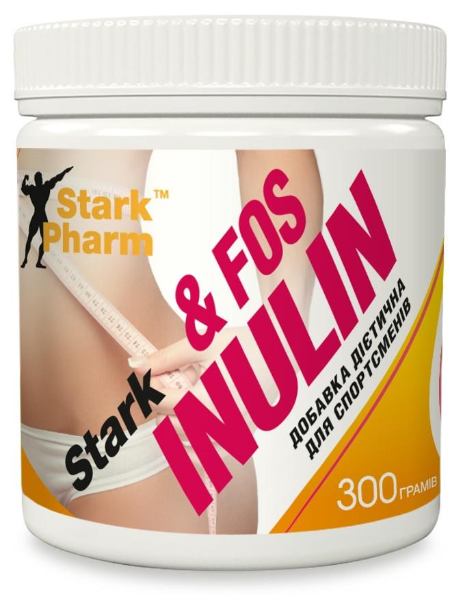 Пребиотик Stark Pharm - Inulin & FOS (300 грамм)