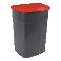 Набор контейнеров для сортировки мусора Алеана 90 л Разноцветный (90кзо), фото 3