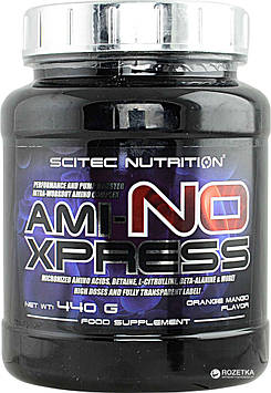 Аминокислоты Ami-NO Xpress (440 g) Scitec Nutrition