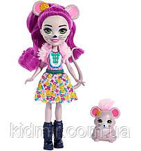 Энчантималс Мышка Майла кукла с питомцем Enchantimals Mayla Mouse