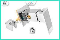 Смеситель для биде врезной c держателем лейки, квадрат LT 072301 ANGO BRAS 62