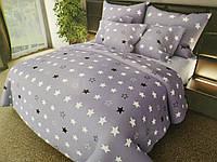 Двоспальний постільний комплект -1001 зірка