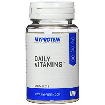 Daily Vitamins (180 tabs) MyProtein