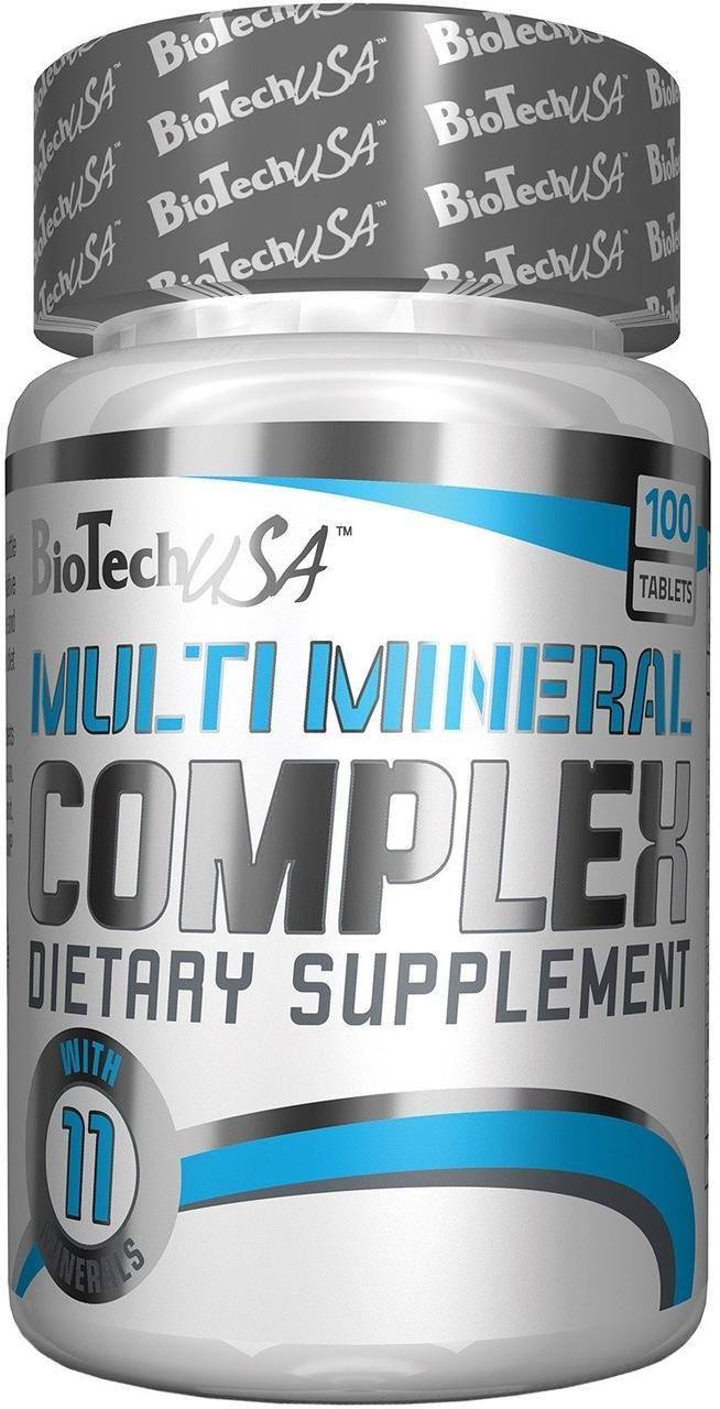 Multi Mineral Complex (100 tabs) BioTech