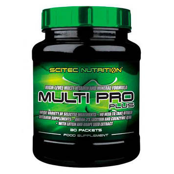 Multi Pro Plus (30 packs) Scitec Nutrition