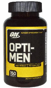 Opti-Men (150 tabs) Optimum Nutrition