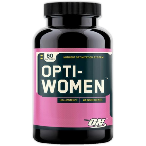 Витамины Opti-Women (60 caps) для женщин Optimum Nutrition