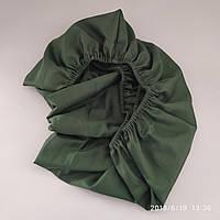 Простынь на резинке в детскую кроватку (сатин)