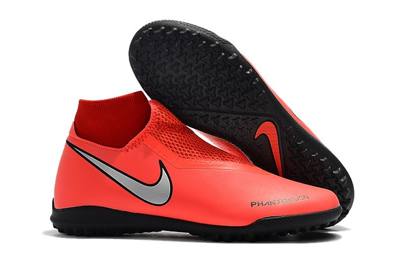 Сороконожки Nike Phantom Vision Elite DF TF Crimson