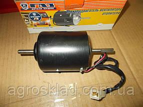 Электродвигатель отопителя МТЗ 12В, 60Вт